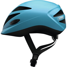 ABUS Hubble 1.1 Helmet Barn shiny blue